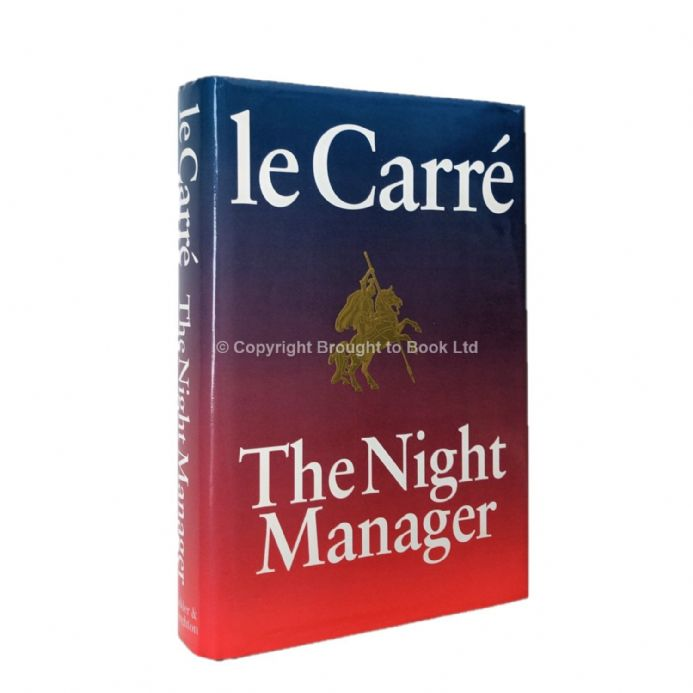 The Night Manager Signed and Dated by John le Carré First Edition Hodder & Stoughton 1993